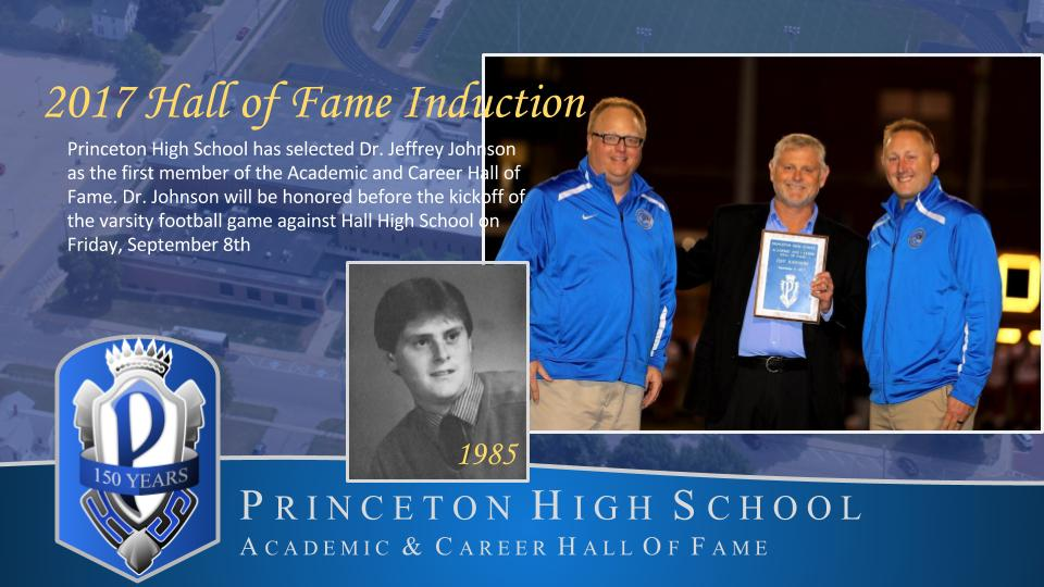 Inaugural Hall of Fame Induction
