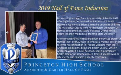 3rd Annual Hall of Fame Induction