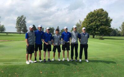 PHS Golf Invite Champs