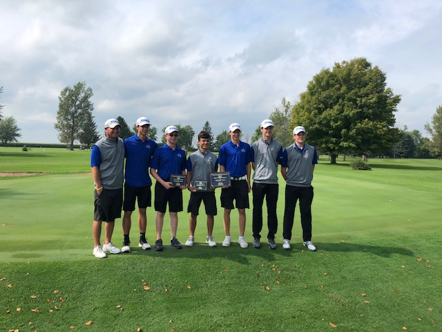 PHS Golf Invite Champs